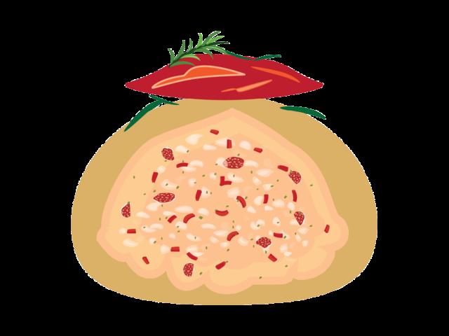 Éclair Chorizo