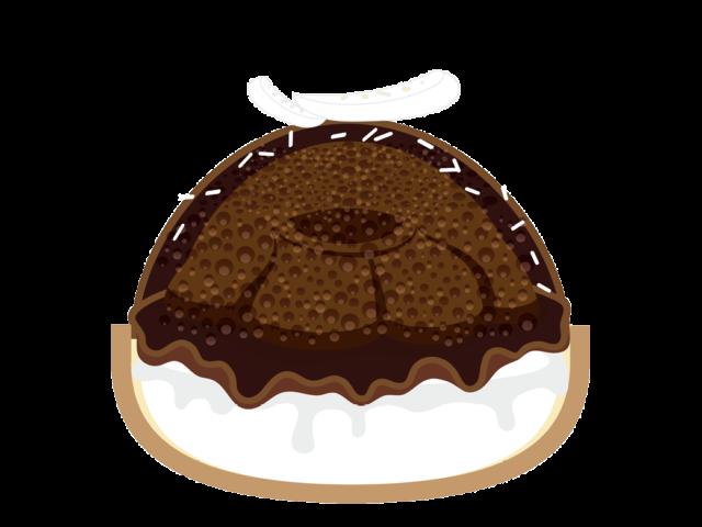 Éclair tartelette Choco Coco